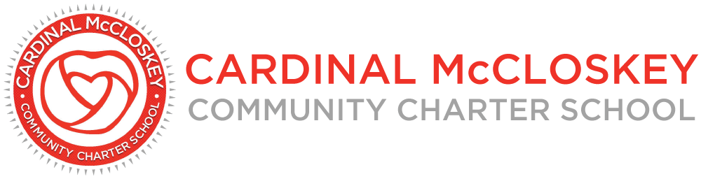 Cardinal McCloskey Community Charter School Logo